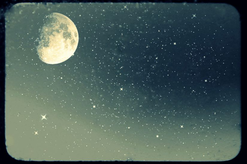 Moon And Stars Stock Images, Royalty-Free Images & Vectors .