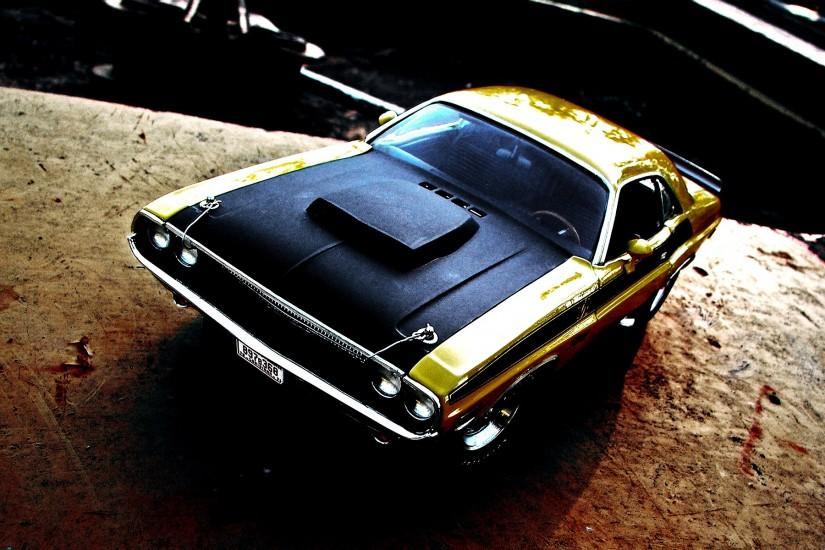 Download Free Dodge Challenger Image.