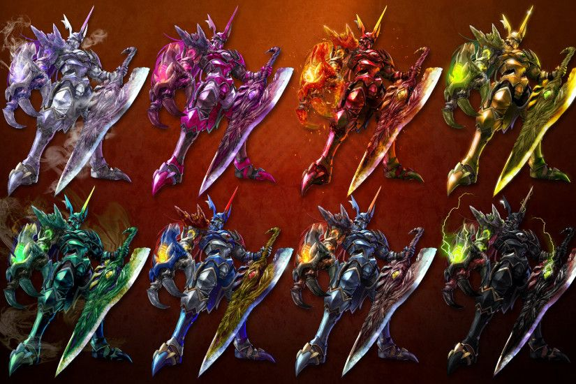 Image - SoulCalibur V Nightmare colors.jpg | Soulcalibur Wiki | FANDOM  powered by Wikia