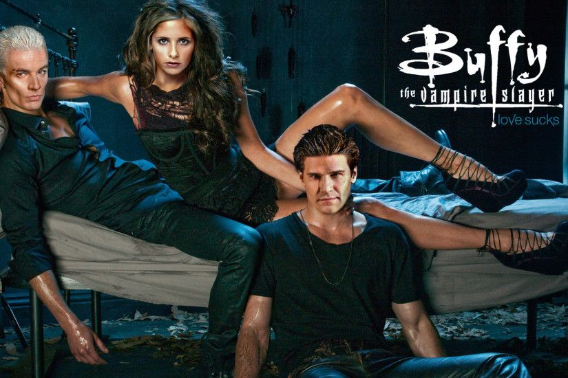 Buffy The Vampire Slayer Wallpaper Full HD.