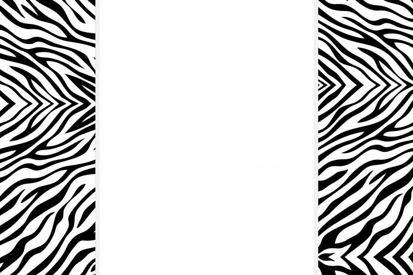 Pink And Zebra Backgrounds - ClipArt Best