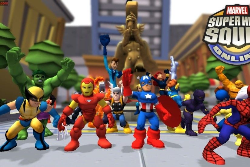 ... superhero squad images super tastic HD wallpaper and background .