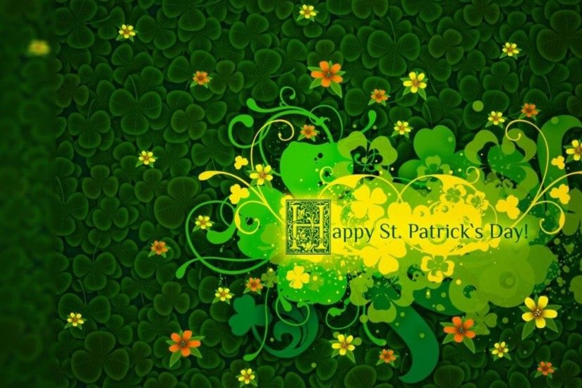 1920x1080 Wallpaper St Patrick'S Day
