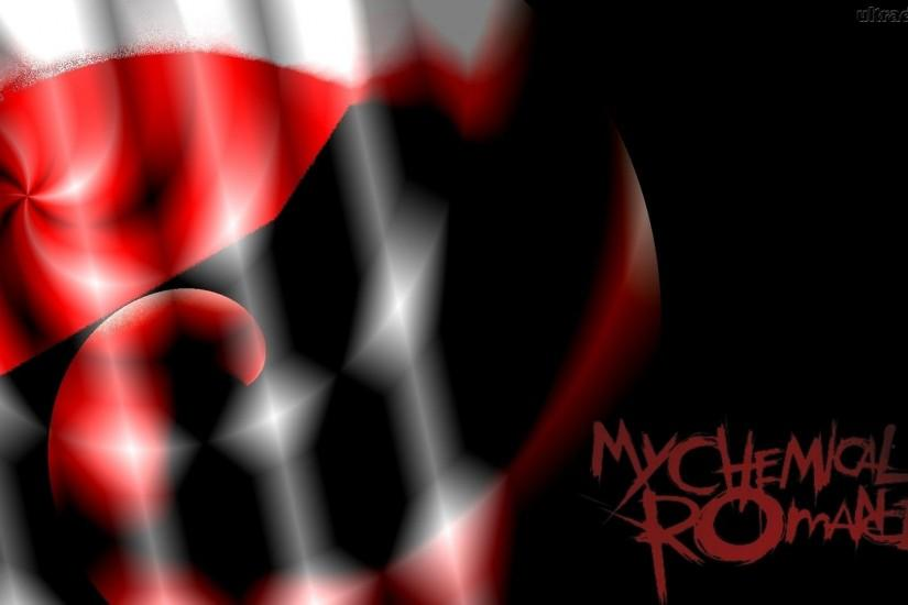 My Chemical Romance Logo 2011 Wallpaper