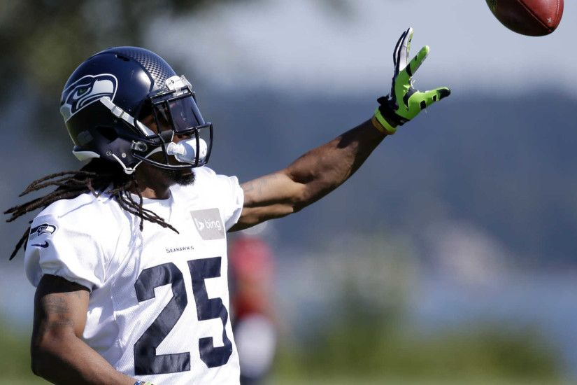 Stop the 'NFL's best corner' debate: It's easily Richard Sherman | NFL |  Sporting News