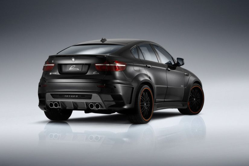 Cool BMW x6 Wallpaper