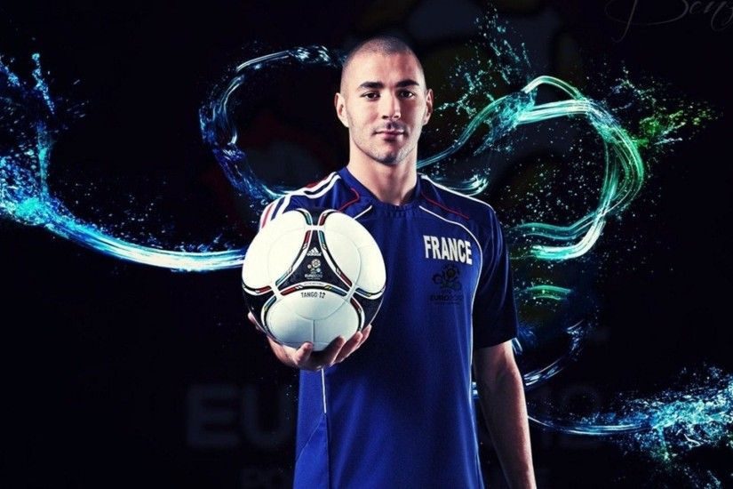 France-Karim-Benzema-Wallpaper-HD Epic Wallpaper HD