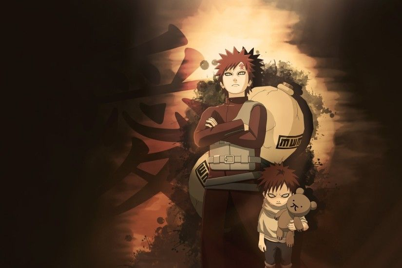 Anime Naruto Gaara (Naruto) Wallpaper
