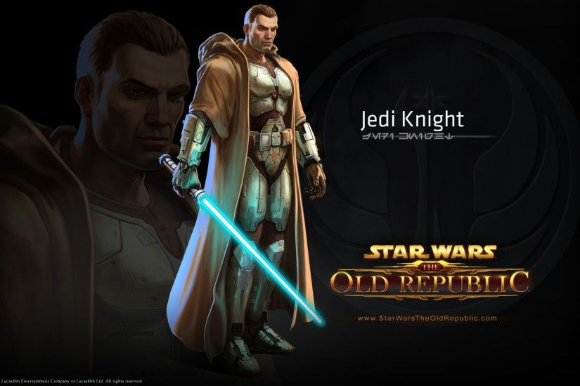 Video Game - Star Wars: The Old Republic Lightsaber Sci Fi Game Jedi Star  Wars