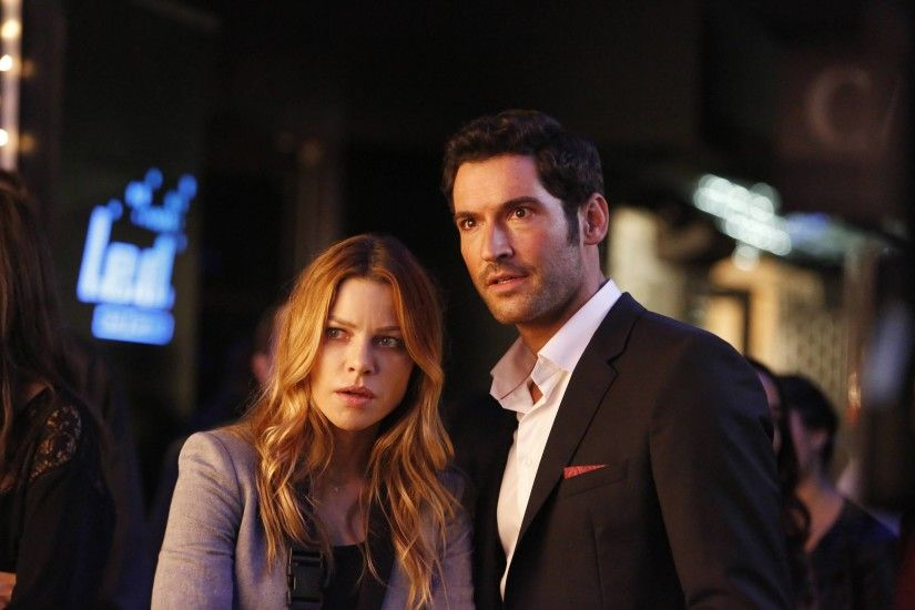 Lucifer And Decker