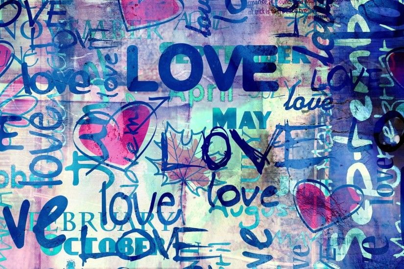 Graffiti Wallpapers Love, wallpaper, Graffiti Wallpapers Love hd .