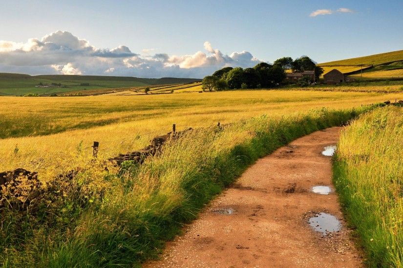 882266 Rural Road Wallpapers | Nature Backgrounds · English CountrysideFree  ...