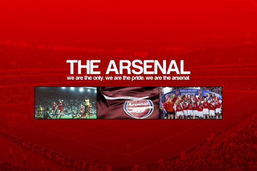 Arsenal FC Wallpaper 1920x1080 Arsenal, FC