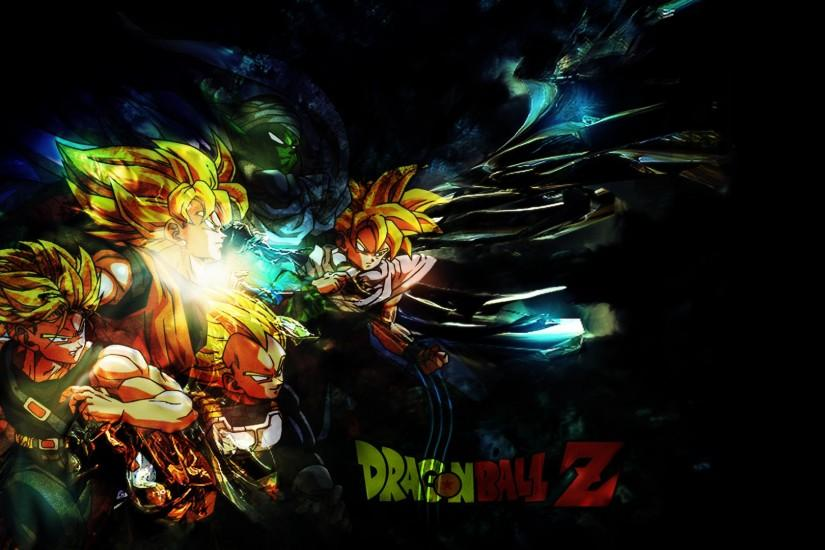 free dragon ball z wallpaper 1920x1080 image