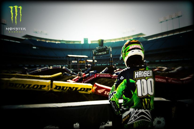 Monster Energy Supercross #6946070 Supercross Girls Wallpaper -  WallpaperSafari ...