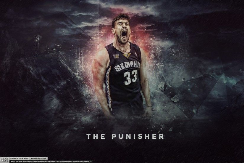 AmBr0 611 129 Marc Gasol Wallpaper by IshaanMishra