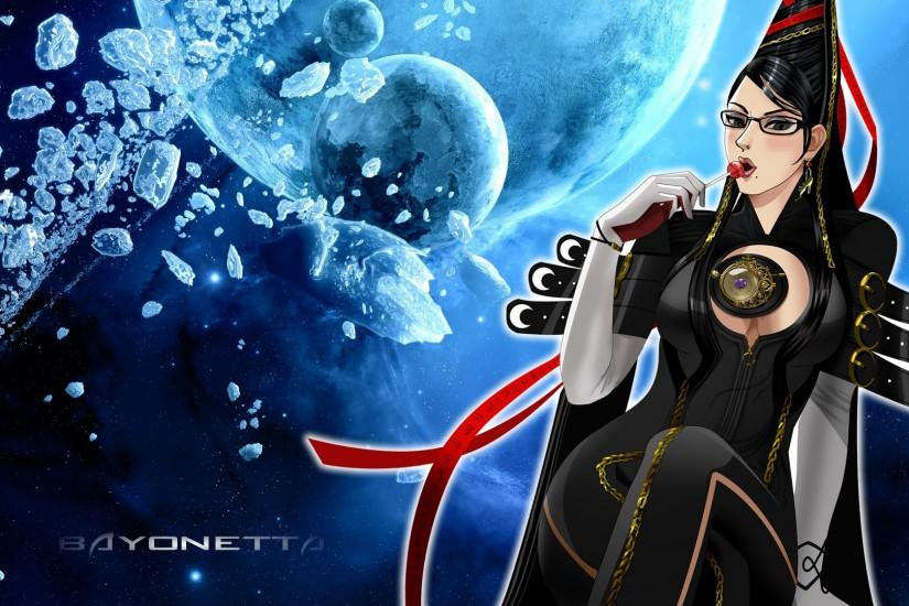 download free bayonetta wallpaper 1920x1080