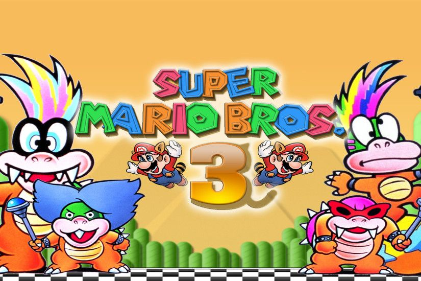 Thanks for the Memories: Super Mario 3