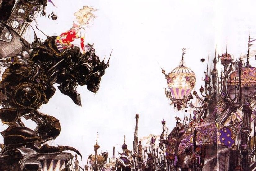 HD Wallpaper | Background ID:599075. 1920x1080 Video Game Final Fantasy VI.  2 Like. Favorite