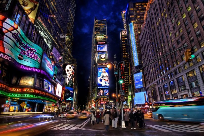 New York City – HDR (Wallpapers) | Miusa Pictures