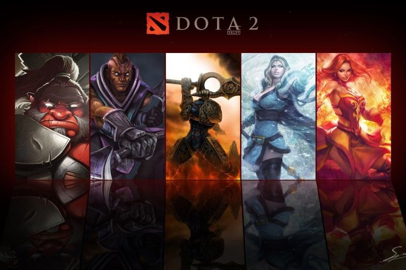 Anti-Mage Wallpapers Dota 2 HD Wallpapers #1