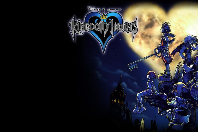 Kingdom Hearts Wallpaper Hd Resolution