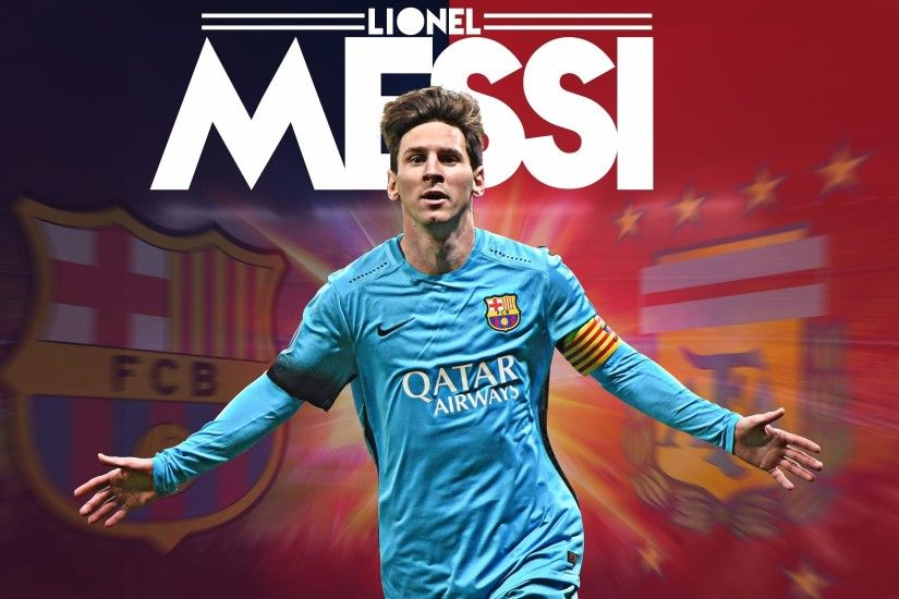 Lionel Messi FCB HD Wallpaper