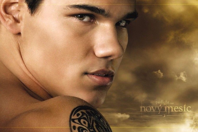 Twilight Taylor Lautner 4K Wallpaper