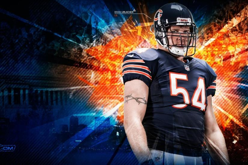 Brian Urlacher Wallpapers