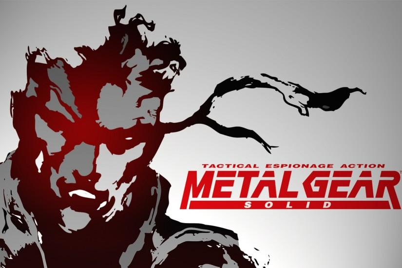 Metal Gear Solid 1 Wallpaper 2 by QuixWare on DeviantArt