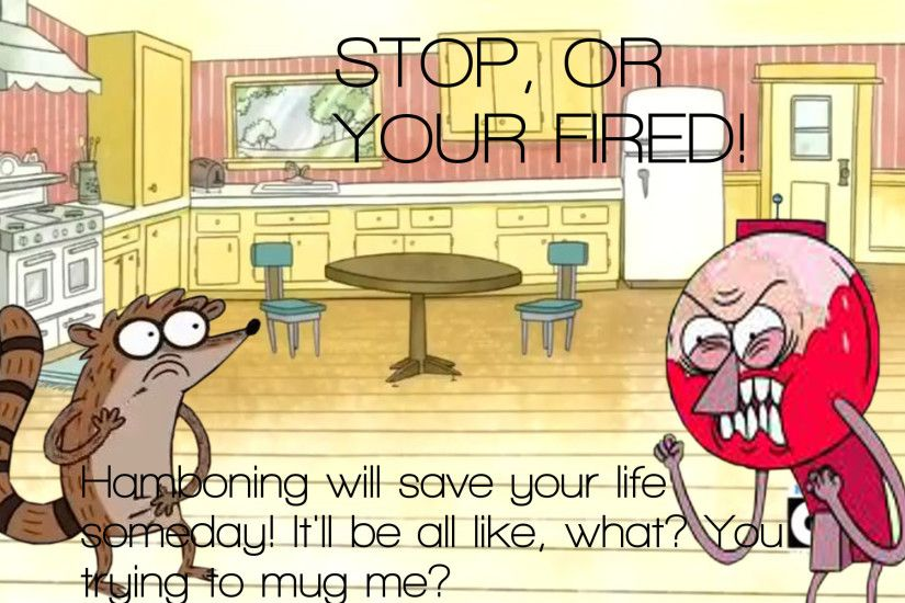 Regular Show Wallpapers Hdq Images Collection For Regular