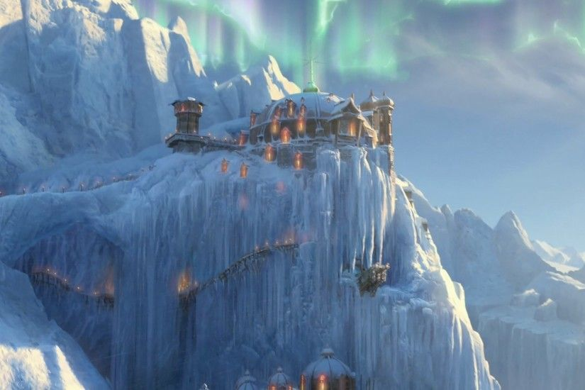 North Pole | Image - Northpole.jpg - Rise of the Guardians Wiki