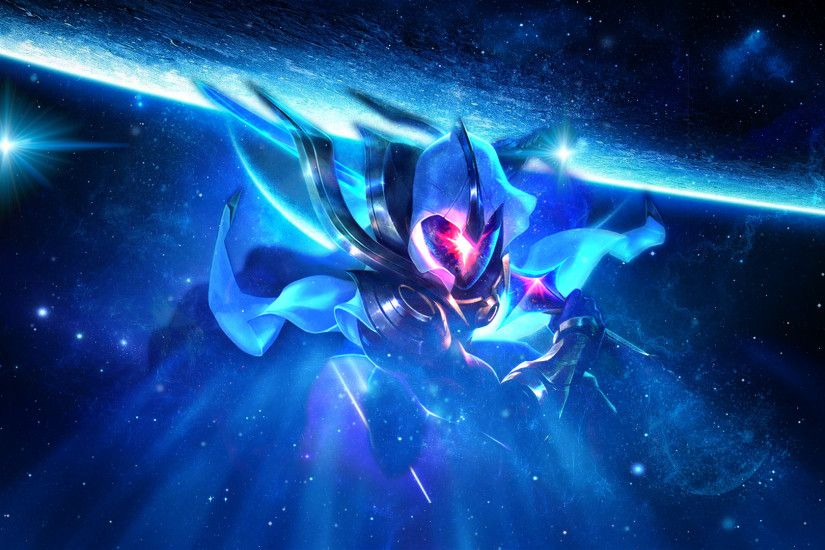 ... Cosmic Blade Master Yi wallpaper by nestroix