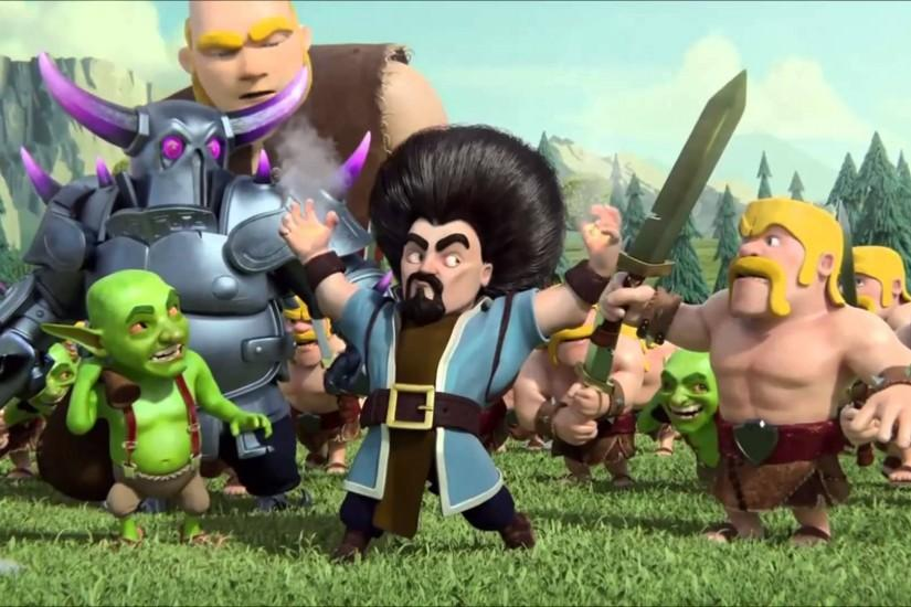 clash of clans wallpaper 1920x1080 ios