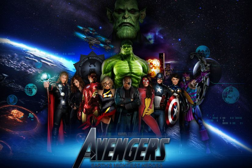 AvengersHD Wallpapers Free Download