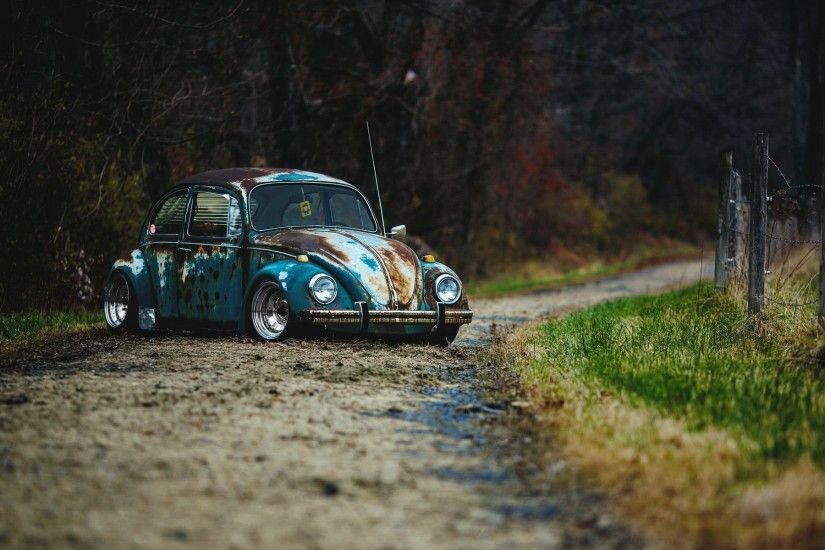 vw rat rod wallpaper