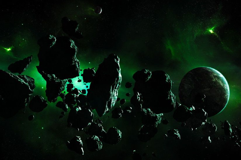 Asteroid Wallpaper 29279