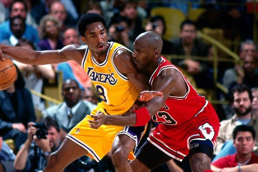 1920x1080 Download Kobe Bryant Vs Michael Jordan Wallpaper Gallery