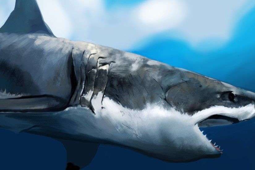 maw shark art under the water hunger profile hd background wallpapers free  amazing cool tablet smart phone high definition 3840×2160 Wallpaper HD