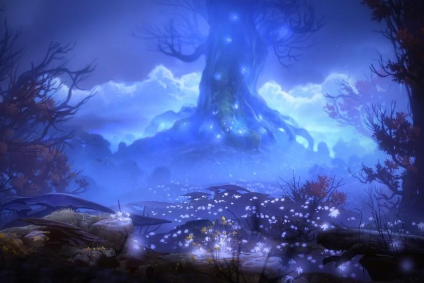 ori and the blind forest wallpaper 1920x1080 for windows 10