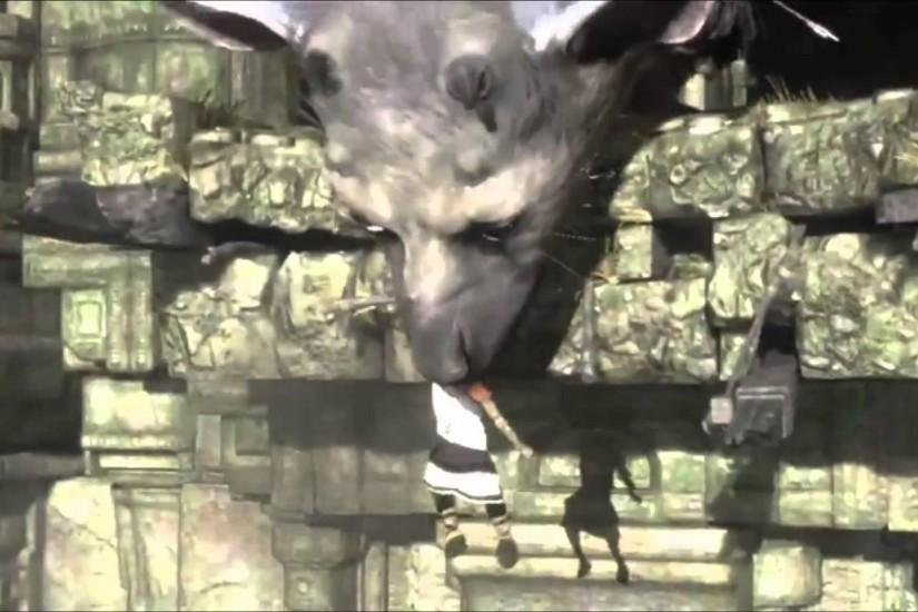 the last guardian sits quietly in a corner waiting to be reintroduced