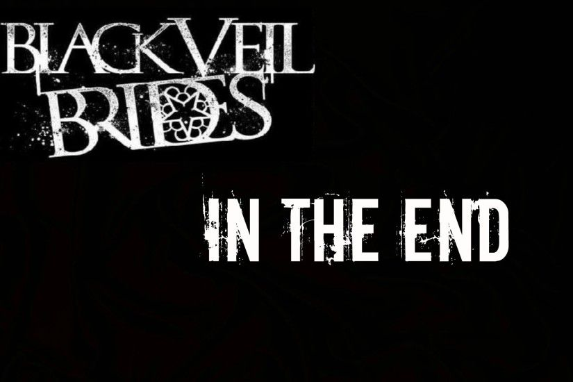 In The End (Karaoke+Lyrics) - Black Veil Brides