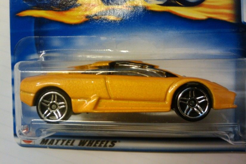 Lamborghini Hot Wheels 32 Car Hd Wallpaper