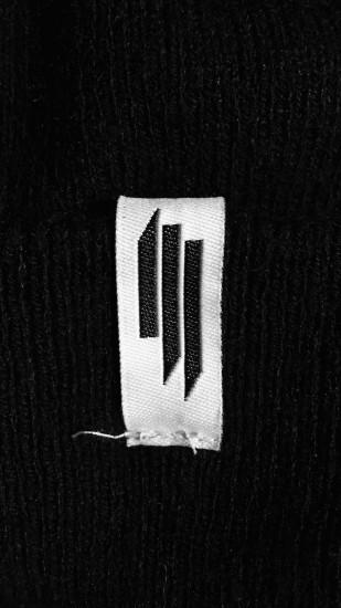 Skrillex Wallpaper I made with my beanie (For phones) ...