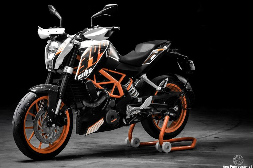 2560x1440 KTM RC 390 wallpapers - 2
