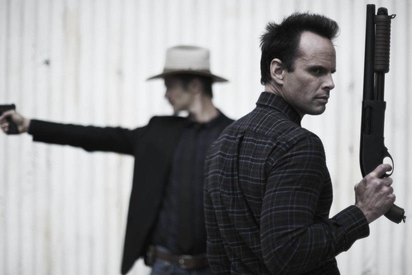 TV Show - Justified Wallpaper