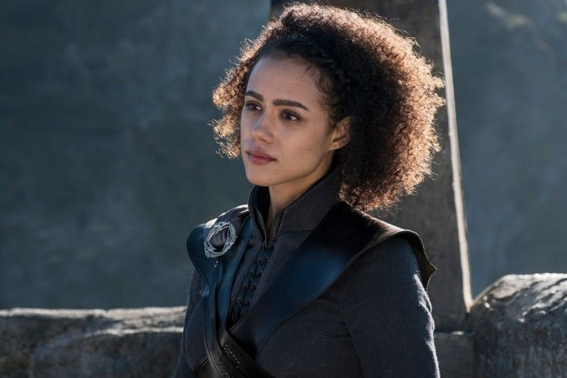 Missandei Game of Thrones Season 7 wallpaper