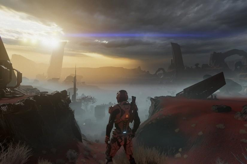 gorgerous mass effect andromeda wallpaper 1920x1080