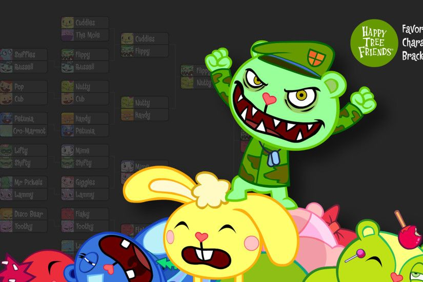 Happy Tree Friends Tournament Winner!