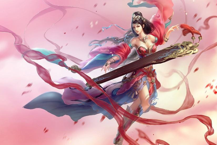 Sona league of legends Wallpapers Pictures Photos Images. Â«